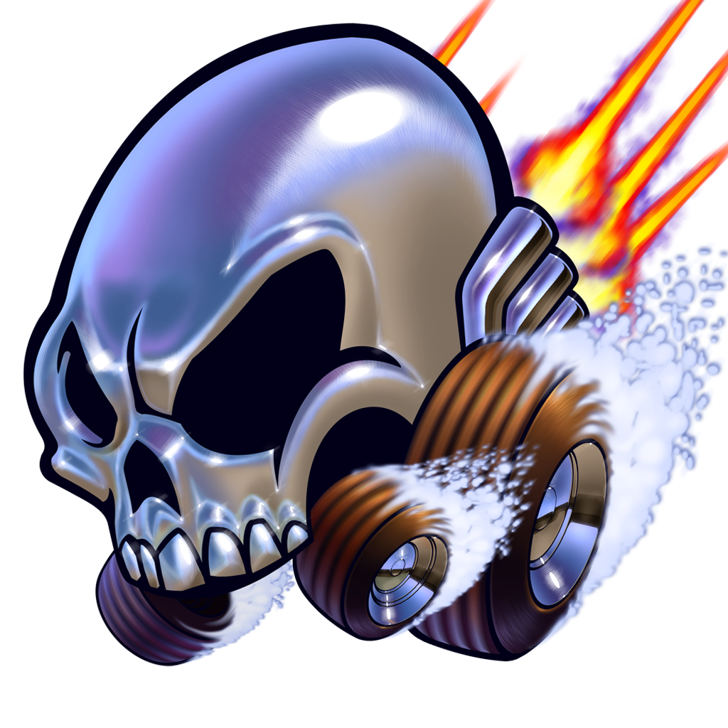 Trucks and Skulls iOS